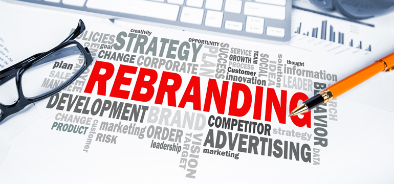 rebranding strategies