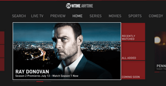 Showtime anytime com/activate: Activate Showtime Anytime