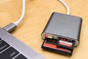 SD card reader, memory card reader, card readers
