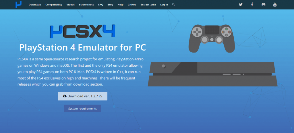 Ps4 Emulator, Download Ps4 Emulator for PC, PS4 Emulator for PC