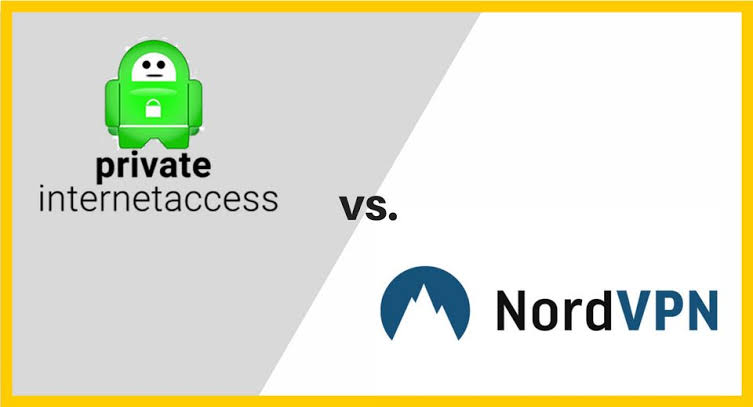 Private Internet Access, PIA, NordVPN, PIA vs nordvpn