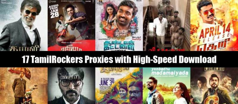 Tamilrockers, Tamilrockers Proxy, Tamilrockers Alternatives, free streaming movies